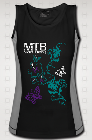 MTB von Berg Kollektion Girl TOP - Lady Like!